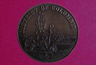 Medalii alama patinata