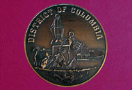 Medalii alama semipatinata