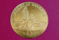 Medalii alama slefuite
