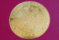 Medalii 3d lustruite