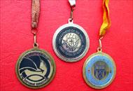 Medalii aur, argint, bronz M00 - spate