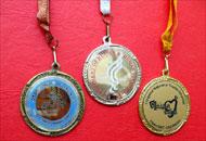 Medalii aur, argint, bronz M01 - fata
