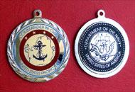 Medalii argint M00 - model3