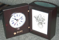 Ceas de birou personalizat