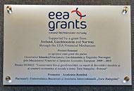 Placi gravate eea grants