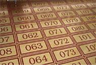 Numere de camere gravate