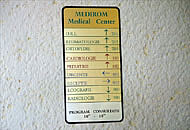 Indicator centru medical