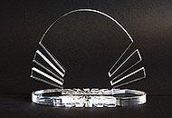 Trofee acril tr-3