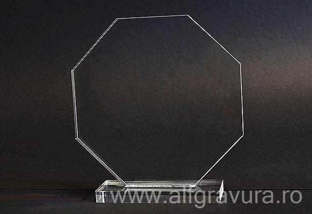 Trofeu acril TR-9